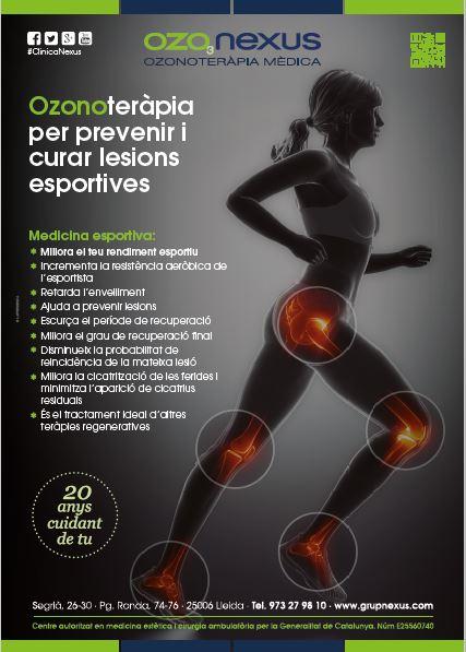 Medicina del deporte Lleida